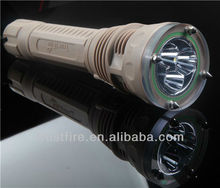 Trustfire underwater 300 meters led flashlight DF-002 1500LM made in china(2*26650battery)