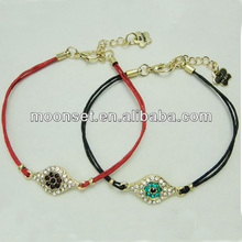 2014 Lucky Simple Eyess Handmade Bracelet Ideas