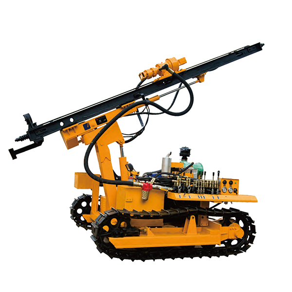 KC725B0 crawler open-air earth hole drilling machine