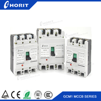 DZ20 Industry short-circuit 690V Protective MCCB