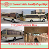 SKD CKD Totally New Not Used Toyota Coaster Bus Price