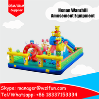 inflatable amusement fun park,inflatable fun gladiator arena,inflatable toys for toddlers