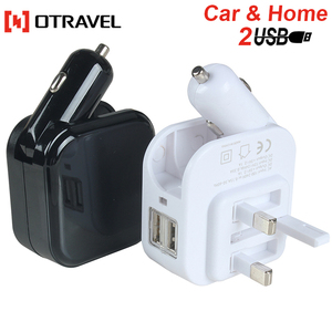 2 in 15v 2a smart fast dual usb wall car charger adapter 12v car mobile battery charger