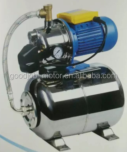 automatic booster pump JET-JS 1.5kw self-priming water pumps