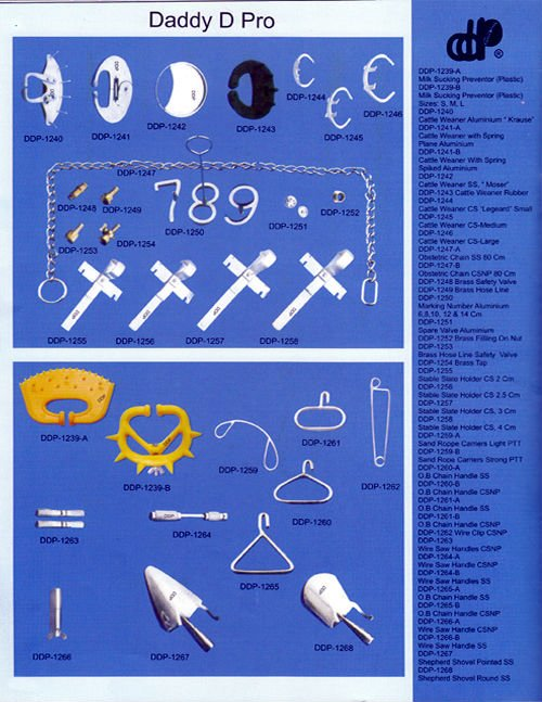 Vaterinary Instruments Catalogue, Page 11