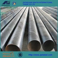 DIN2448 Seamless Steel Pipes / Tubes for building material
