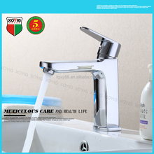 Hot sale basin faucet single lever hot cold water mixer basin tap