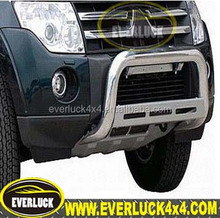 front nudge bar steel bumper guard for MITSUBISHI Pajero V97 2008-2014
