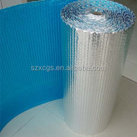heat insulated roof construction material reinforced aluminum foil car insulation material