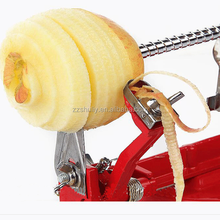 Fruit Apple Peeler Corer Slicer Cutter Parer Knife Kitchen Tool Random Color