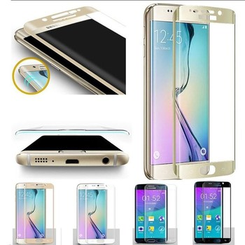 Accessories for Samsung Galaxy S6 Edge, for Samsung S6 edge Full Tempered Glass Screen Protector
