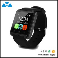 2016 china smart watches U8 bluetooth factory price wholesale cheap