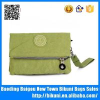 Latest designer nylon washing ladies small zero wallets cool purses