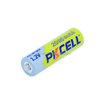 PKCELL AA 1.2v nimh 2000mah rechargeable battery in alibaba website