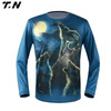 Cool color combination dry fit subilimated T-shirt with pocket