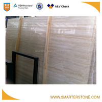 Classico tipo natural stone travertine import from Italy