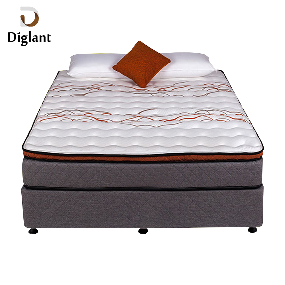 Diglant DM-181 bedroom furniture China Wholesale Angel Sleep Roll up Queen Size 3D mesh Bed Mattress Suppliers - Jozy Mattress | Jozy.net