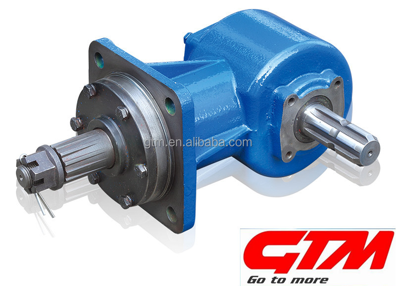 GTM GS5RC agricultural al rotary mower gearbox