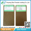 Anyang Star Powder Coating nanotechnology epoxy powder coating