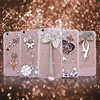 Plastic Bling Lady style Fancy case for iphone 6 4.7inch, PC Bling fashion style Fancy cover for iphone 6, for iphone 6 PC cover