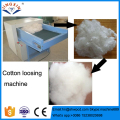 Quality applicable pp cotton and cotton loosing machine