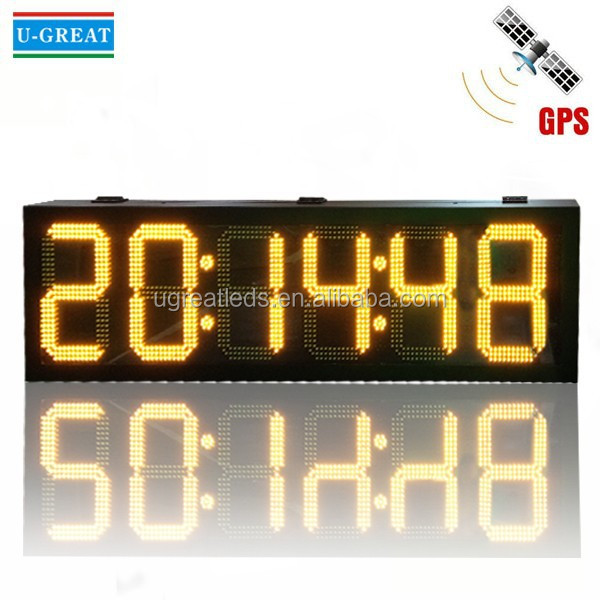 RF Remoter Control LED Countdown Timer