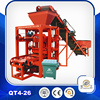 QTJ4-26 concrete block making machine block making machine for sale
