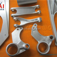 CNC Machining Steel Aluminium Part Service