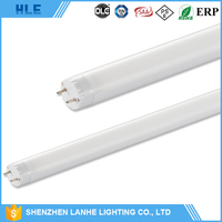 hot sale home lighting smd chips 2700-6500k t8 led tube 1200mm 18w