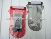 OEM Eco-friendly 1-2meters sealed waterproof bag for mobile phone and ipad