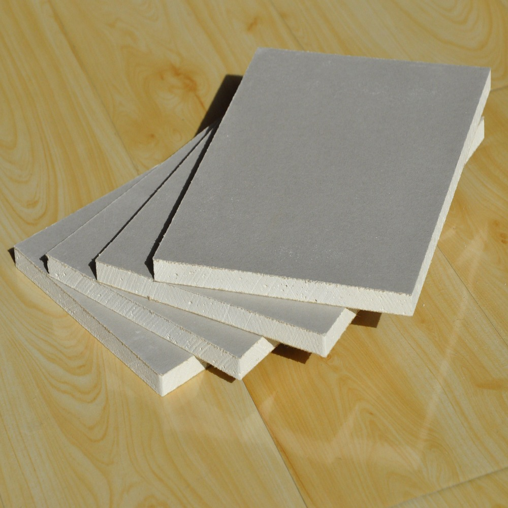 Gypsum Board Product : Aluminum foil building construction material gypsum