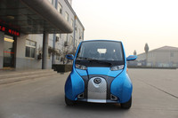 DOT approved electric car two seats
