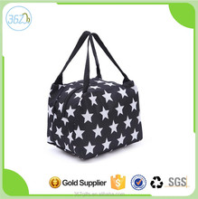 Customized portable lunch cooler bag small lightweight thermal cooler bag