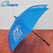 factory sell Personalized big size customized golf umbrella with logo