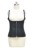High quality sexy girls adjustable open cup shaperwear steel boned ultra slim perfect sweat body shaper slimming vest corset