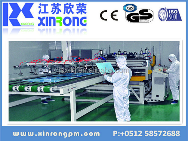 china high quality pp/pe/pvc/ps/pc/pmma/tpu/abs sheet production extrusion line