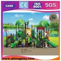 2016 QILONG the names of playground equipment