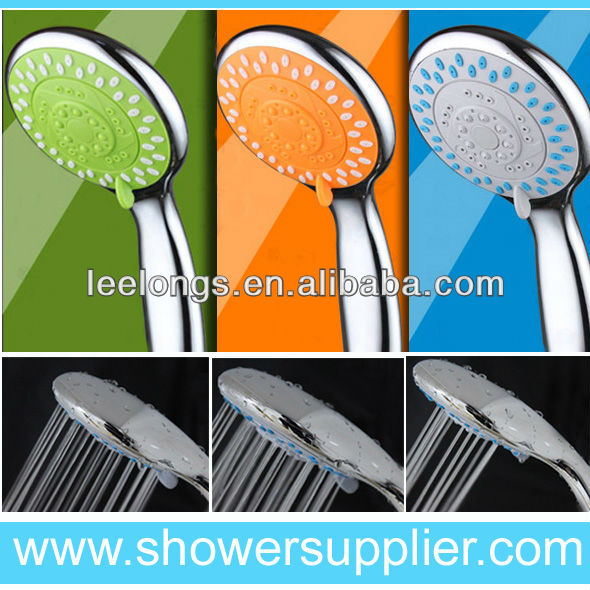SH2045 Affordable 3 function Bathroom Rainfall shower heads