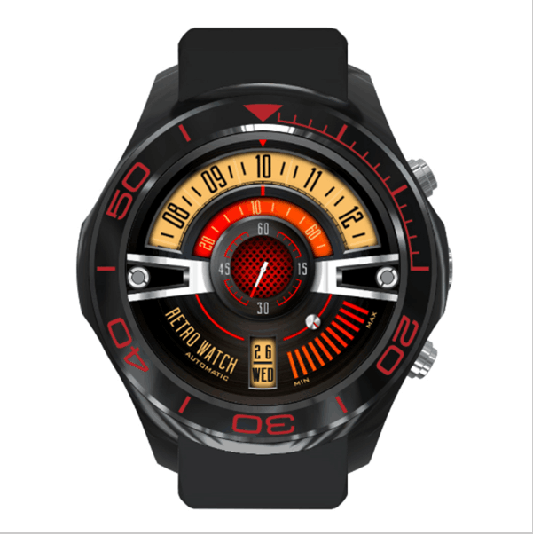 Aipker cool 3G wifi relojes hombre men watch,smartwatch android wear reloj inteligente