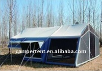 Outdoor Travel Camping Trailer Top Tent