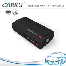 Hot 15000mAh Car Jump Starter Portable Power Bank Emergency Battery Charging units Car Battery Charger + Carry Case + SOS LED