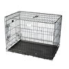 Ventilative Portable Cheap stainless steel dog cage