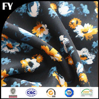 Custom high quality print digital factory 80% polyester 20% spandex fabric