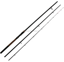 13ft 3+3 section carbon fiber fishing feeder fishing rod