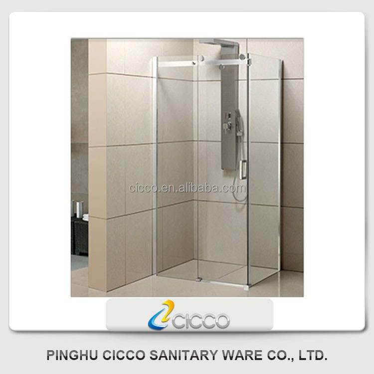 Nano Glass Bathroom Walkin shower enclosures sliding shower doors
