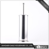 Free Standing Round Stainless Steel Toilet
