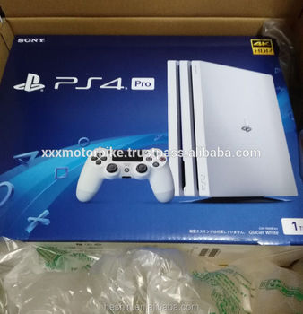 Wholesale / Promo For PS4 1TB WHITE CONSOLE , 10 GAMES - ORIGINAL - FREE