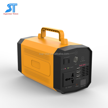 Multi Purpose 220v Portable Power System for Home Energy Storage