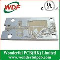 OEM/ODM/EMS single-layer Roger PCB manufacturer with UL