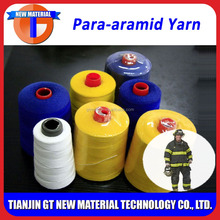 1414 Para Aramid Yarn with High Temperature Resistant , Flame Retardant , Anti-chemical Corrosion & Duration of Using